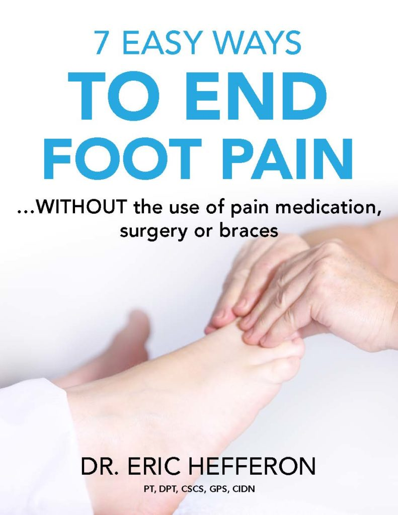 Guide to Foot Pain