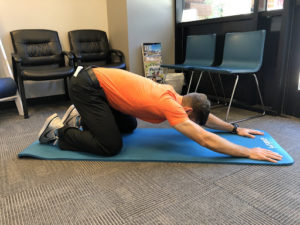 Stretches for Shoulder Pain